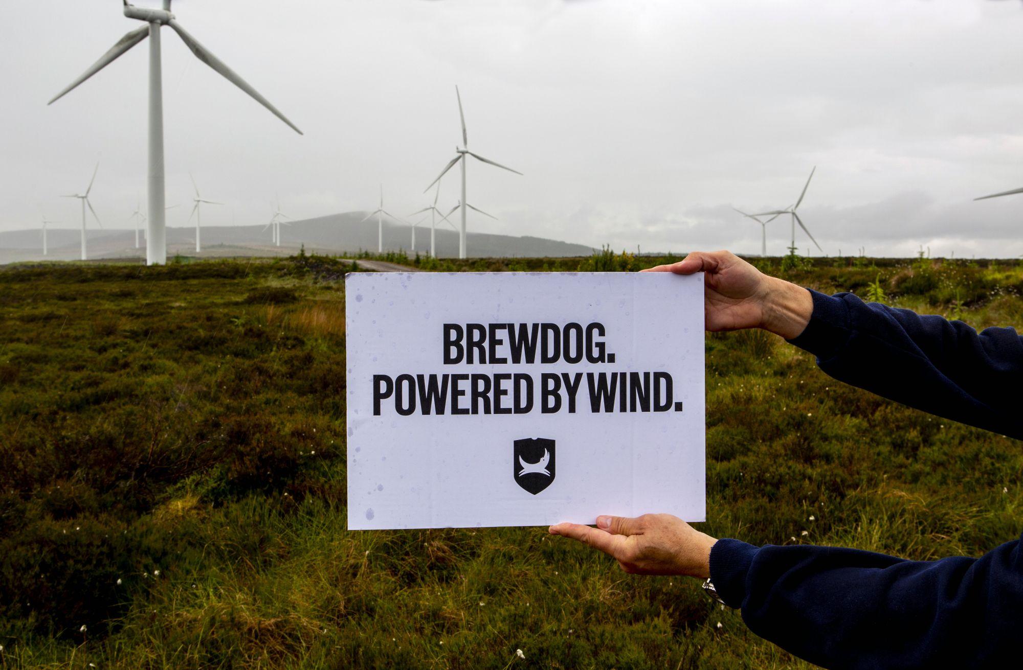 BrewDogTomorrowWindPower